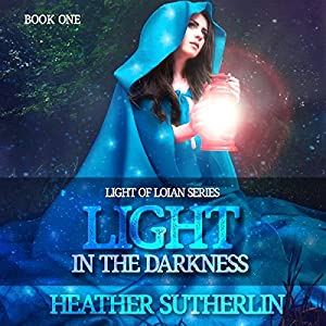 A Light in the Darkness Audiobook