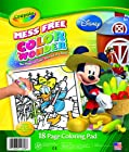 Crayola Color Wonder Disney Preschool Coloring Pad