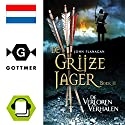 De verloren verhalen (De Grijze Jager 11) Audiobook by John Flanagan Narrated by Marianne Schaeffer