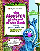 The Monster at the End of this Book (Sesame Street) (Big Little Golden Book) by Jon Stone cover image