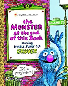 "Cover of ""The Monster at the End of this ..."