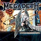 Megadeth United Abominations [VINYL]