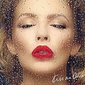 Kiss Me once - Edition LP (Vinyle + CD + Code)