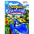 Sonic & Sega All-Stars Racing (Bilingual game-play) - Wii Standard Edition