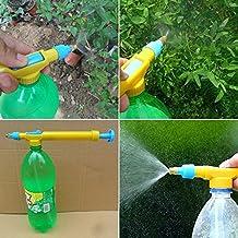Alcoa Prime 2 Pcs Mini Juice Bottles Interface Plastic Trolley Gun Sprayer Head Water Pressure