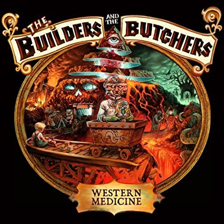 Western Medicine by Badman Records (2013-06-04)
