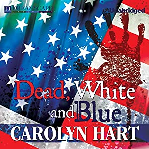 Dead, White, and Blue Audiobook