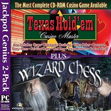 Wizard Chess / Casino Master