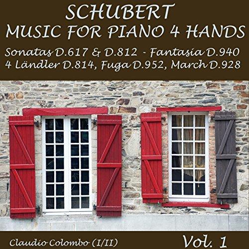 Sonata in C Major Op. 140, D. 812, for Piano Four Hands: III. Scherzo. Allegro vivace