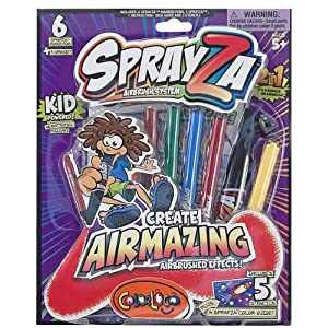 Giddy Up SprayZa Small Kit