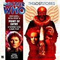 Doctor Who - The Lost Stories - Point of Entry Audiobook by Barbara Clegg, Marc Platt Narrated by Colin Baker, Nicola Bryant