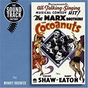 Marx Brothers: The Cocoanuts; Monkey Business