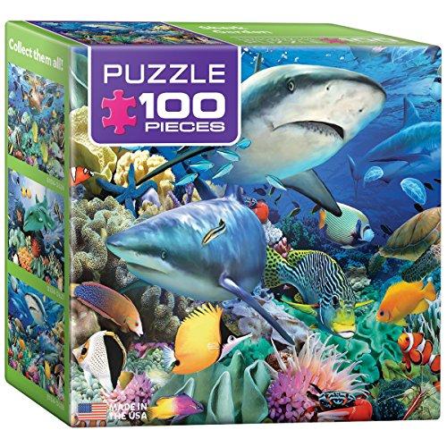 EuroGraphics Ocean Garden Mini Puzzle (100-Piece)