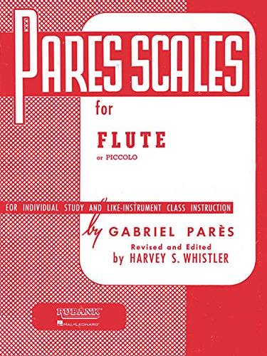 Pares Scales: Flute or Piccolo PDF