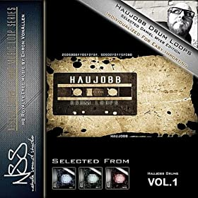 Haujobb Drum Loop (Cracked 808)