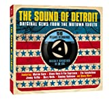 Various Artists The Sound Of Detroit- Original Gems From The Motown Vaults