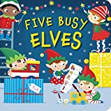 img - for Five Busy Elves book / textbook / text book