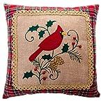 12x12 Cardinal Pillow