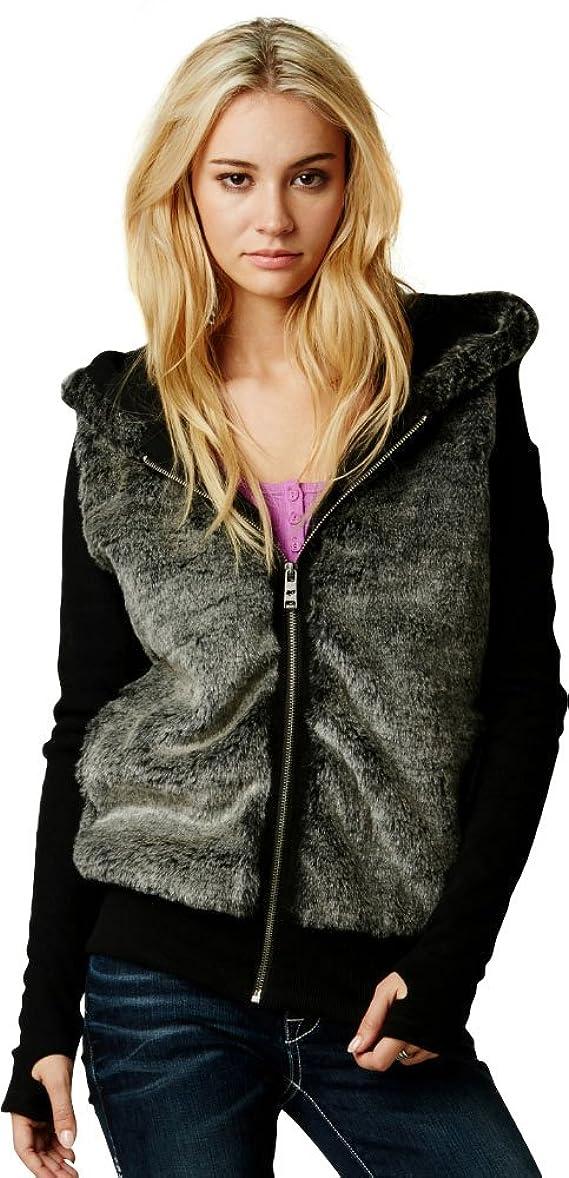 Fox Racing Girls Absolute Sasquatch Hoody Zip Sweatshirt