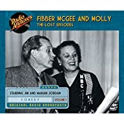 Fibber McGee and Molly: The Lost Episodes, Volume 1 | Don Quinn, Marian Driscoll,  full cast