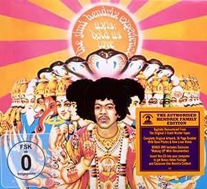 Axis : Bold As Love (DIGIPACK DELUXE CD + DVD BONUS EDITION LIMITÉE)