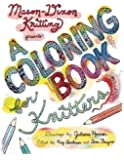 A Coloring Book for Knitters