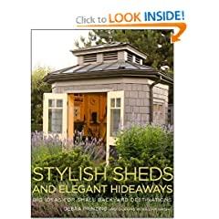 Stylish Sheds and Elegant Hideaways: Big Ideas for Small Backyard Destinations