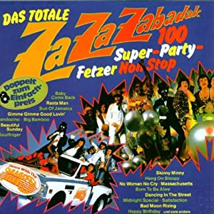 Saragossa Band - Das Totale Zazazabadak (1982) MP3