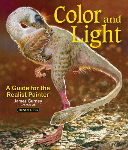 Libro : Color and Light: A Guide for the Realist Painter (James Gurney Art) [+Peso($33.00 c/100gr)] (US.AZ.18.62-0-0740797719.387)