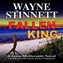 Fallen King: A Jesse McDermitt Novel: Caribbean Adventure Series, Book 6 Audiobook by Wayne Stinnett Narrated by Nick Sullivan