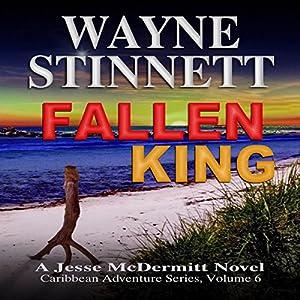 Fallen King: A Jesse McDermitt Novel Audiobook