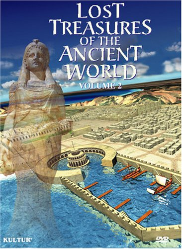 Lost Treasures of the Ancient World, Volume 2 [Box Set]: Ancient Egypt, Ancient Greece, Carthage, Ancient Jerusalem, The Romans in North Africa, The Seven Wonders of the Ancient World