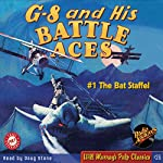 G-8 and His Battle Aces #1, October 1933 | Robert J. Hogan