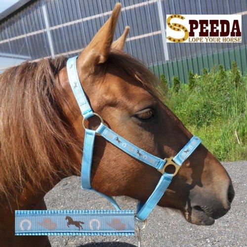 Speeda Halfter Saddle Up Cob/Vollblut