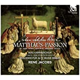 BACH. St. Matthew Passion. RIAS/AAM/Jacobs
