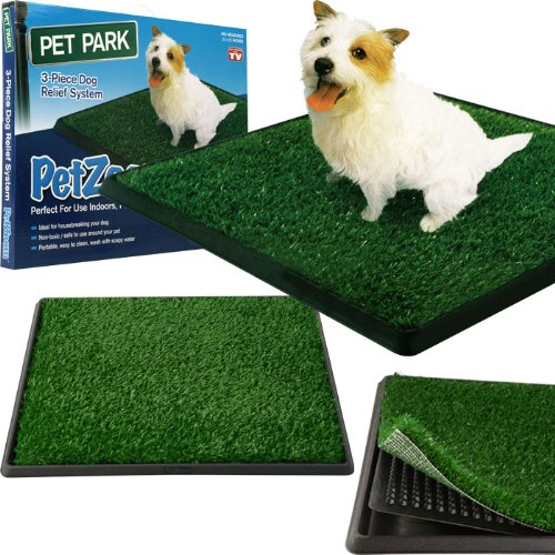 NEW Pet Zoom Pet Park As Seen On TV - 20 x 25 inches (Pet Supplies)
