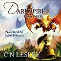 Darkspire Reaches Audiobook by C.N Lesley Narrated by Julie Hinton