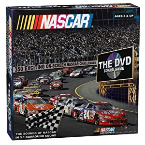 NASCAR DVD Board Game!