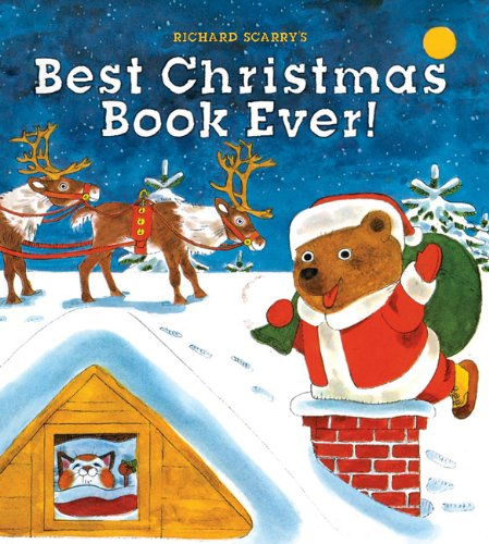 Richard Scarry's Best Christmas Book Ever! Picture