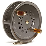 Leland Reel Co. Vintage Brass Steelhead Spey Reel, 7-9