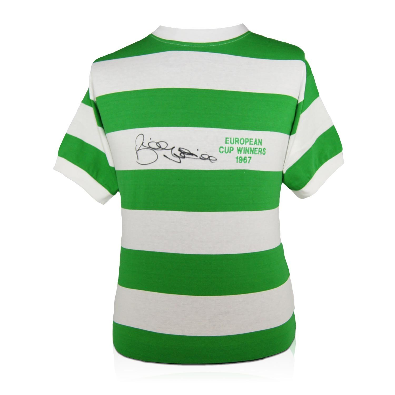 Billy Mcneill Lisbon Billy Mcneill Signed Lisbon