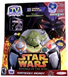 Star Wars Revenge of the Sith Yoda Limited Edition Plug it in &amp; play TV Game