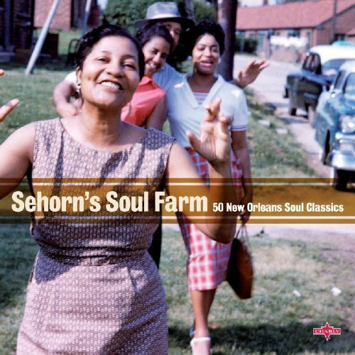 VA-Sehorns Soul Farm 50 New Orleans-2CD-FLAC-2010-NBFLAC Download