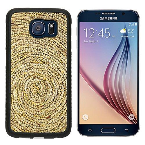 msd-premium-samsung-galaxy-s6-aluminum-backplate-bumper-snap-case-a-golden-weed-weave-art-in-autumn-