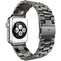 iVAPO Solid Replacement Strap set with tools for 42mm iWatch