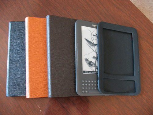 Review Kindle's New Lighted Leather Covers For Sale, Seekyt