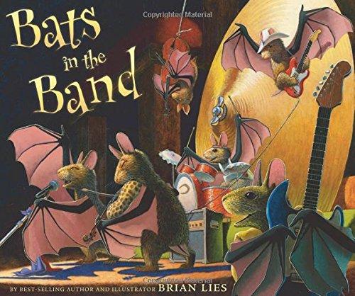 Bats in the Band (A Bat Book) PDF