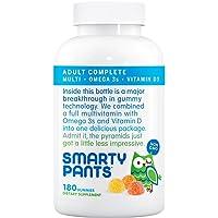 SmartyPants Adult Complete Gummy Vitamins (180 count)