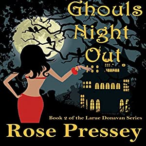 Ghouls Night Out Audiobook