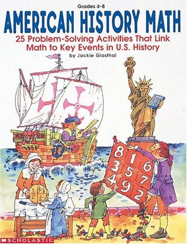 American History Math (Grades 4-8)